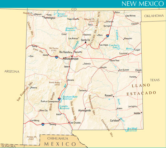 Ruidoso New Mexico Map Related Keywords Amp Suggestions