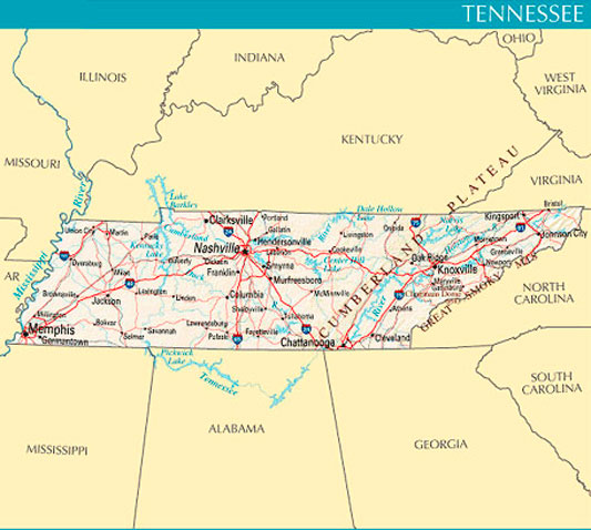Map Of Gatlinburg Tennessee | compressportnederland